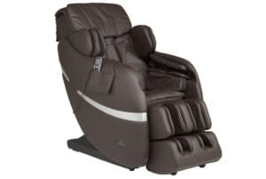 Positive Posture Brio Dark Brown Massage Chair