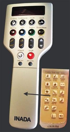 dreamwave-remote-control-features