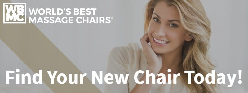 find your new massage chair today