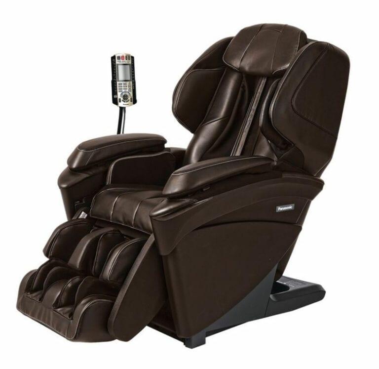 Panasonic MA J7 Brown Massage Chair